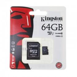 Micro SD KINGSTON 64 GB...