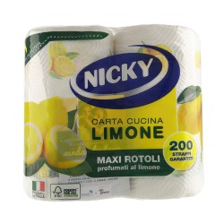 NICKY LIMONE CUCINA 2 ROTOLI
