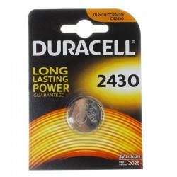 DURACELL 2430