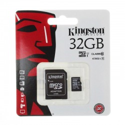 Micro SD KINGSTON 32 GB...