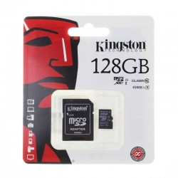 Micro SD KINGSTON 128 GB...