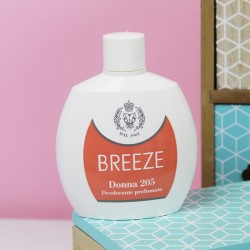 BREEZE DEO SQUEEZE  DONNA...