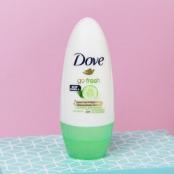 DOVE DEO GO FRESH ROLL ON...
